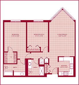 floor plans K