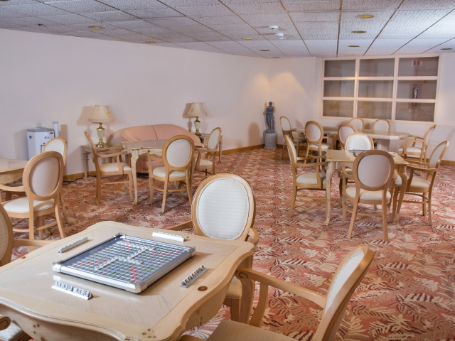 Card & Game Room